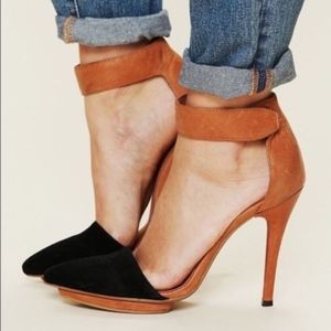 Free People x Jeffery Campbell Solitaire Heels